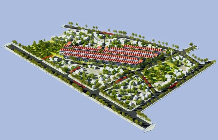 Dự án Khu Nhà Ở Phú Đông 2, Phường Tam Phú, Thủ Đức