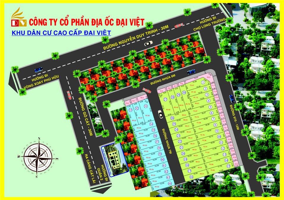 Chỉ còn duy nhất 8 nền trong dự án Đại Việt-Mặt đường 970