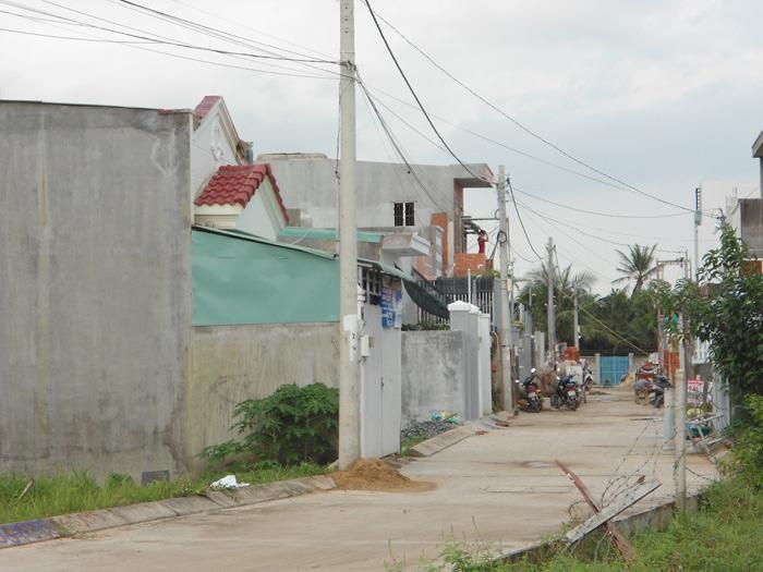 Bán lô đất đường 8, Lò Lu, gần trung tâm hành chính mới