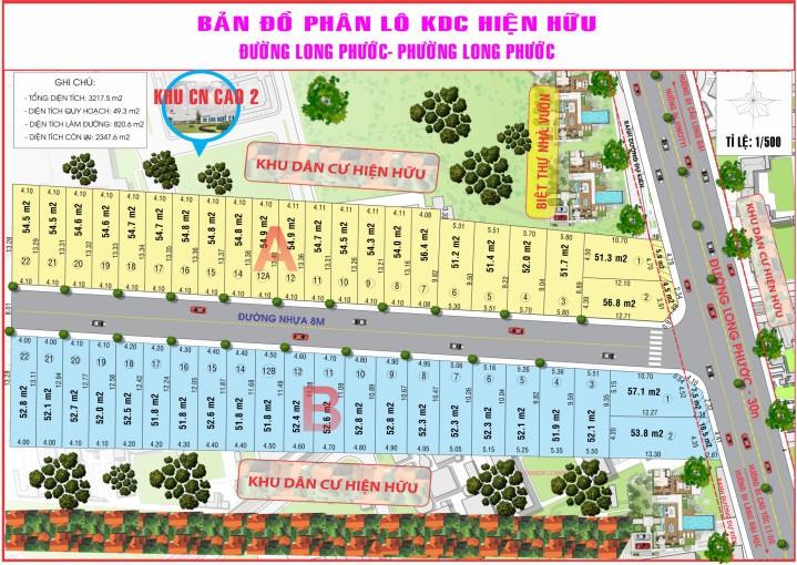 Dự án Khu dân cư Long Đại City – Mặt tiền Long Phước