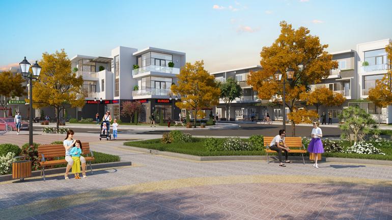 Dự án nhà phố RioVista – Miền đất hạnh phúc