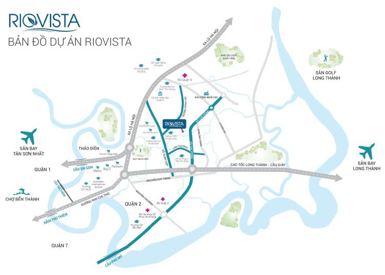 dự án nhà phố riovista quận 9
