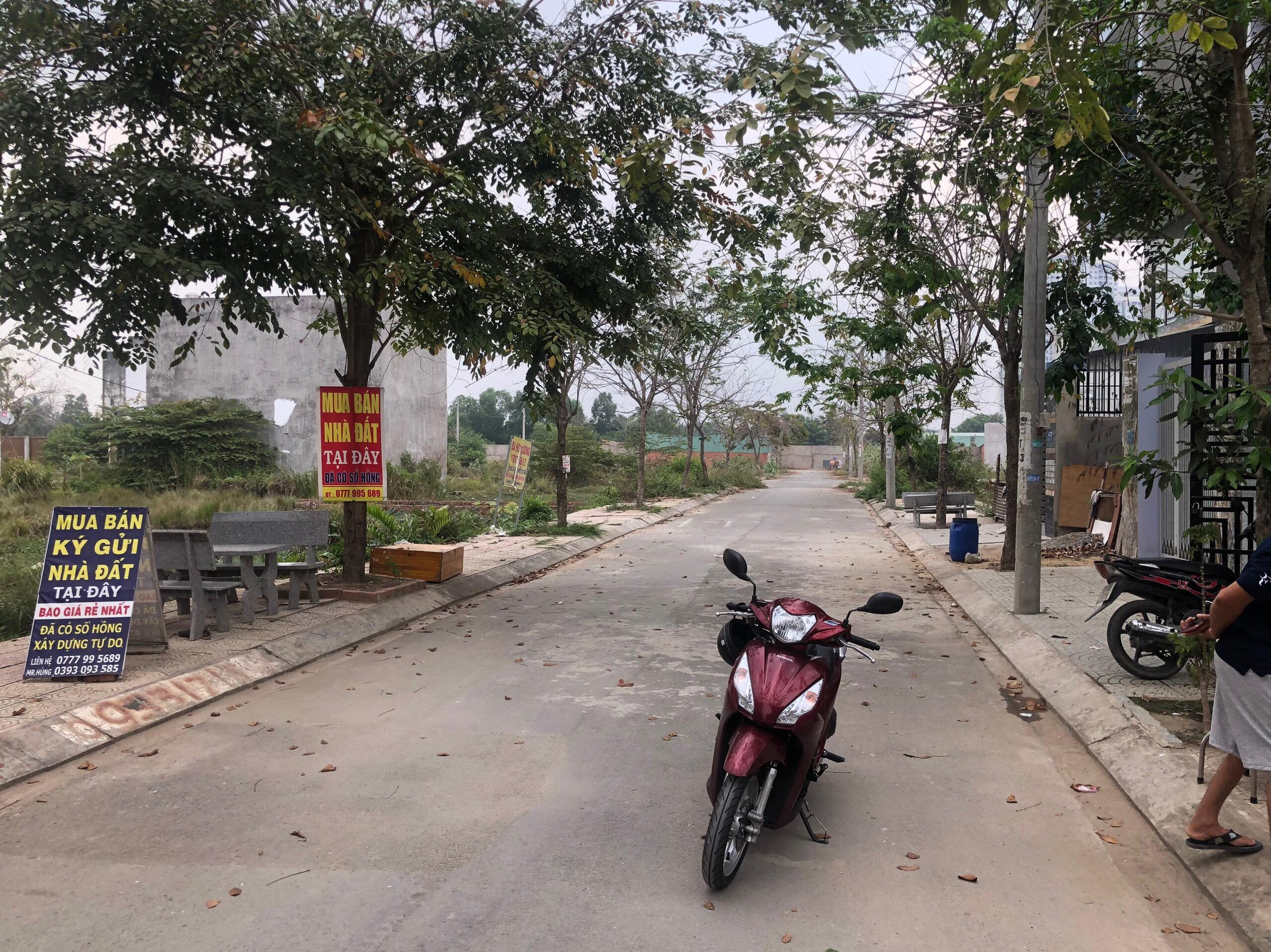 Đất đẹp đường 22 Nguyễn Xiển đối diện Vinhomes Grank Park giá tốt