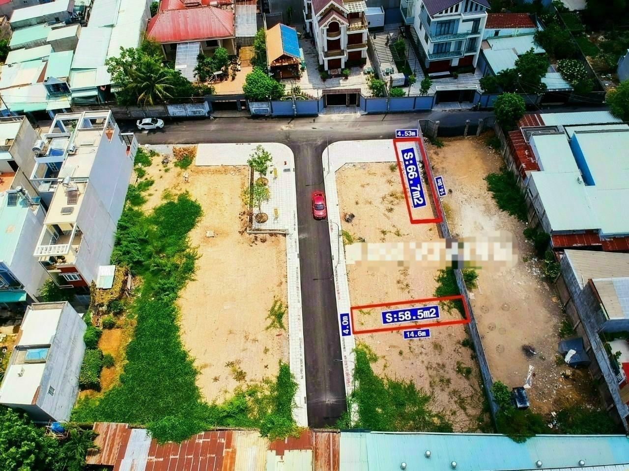 490 m² mặt tiền hẻm 40 Võ Văn Hát thích hợp xây căn hộ mini